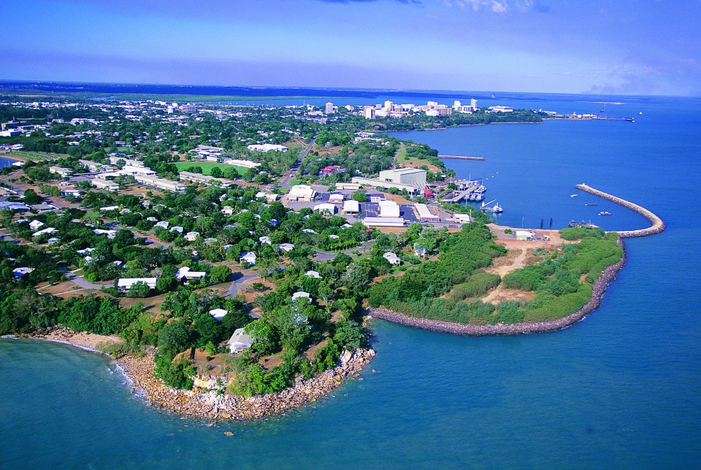 001 - Darwin City