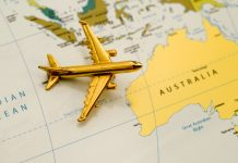 Billet d'avion australie